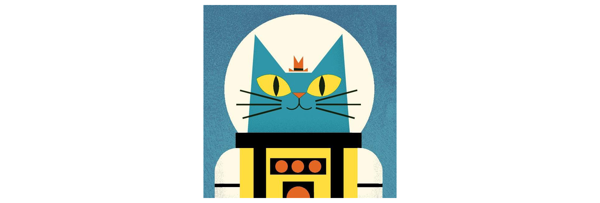 Professor Astro Cat Twitter Icon
