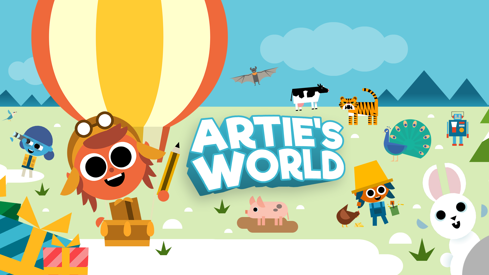 Artie's World Update