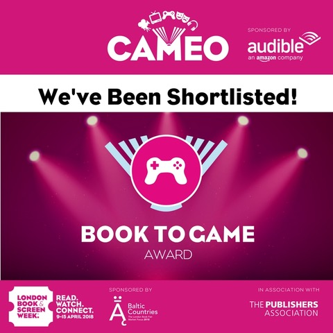Cameo Awards Shortlist