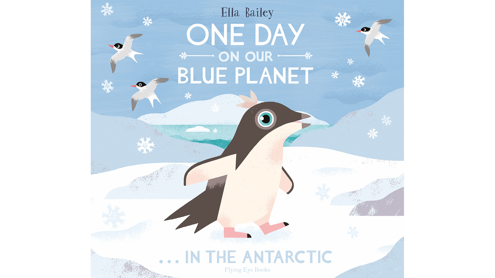One Day in the Antarctic Cover