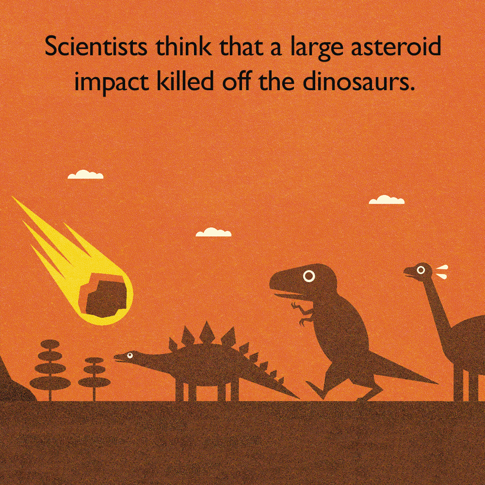 Asteroids and Dinosaurs