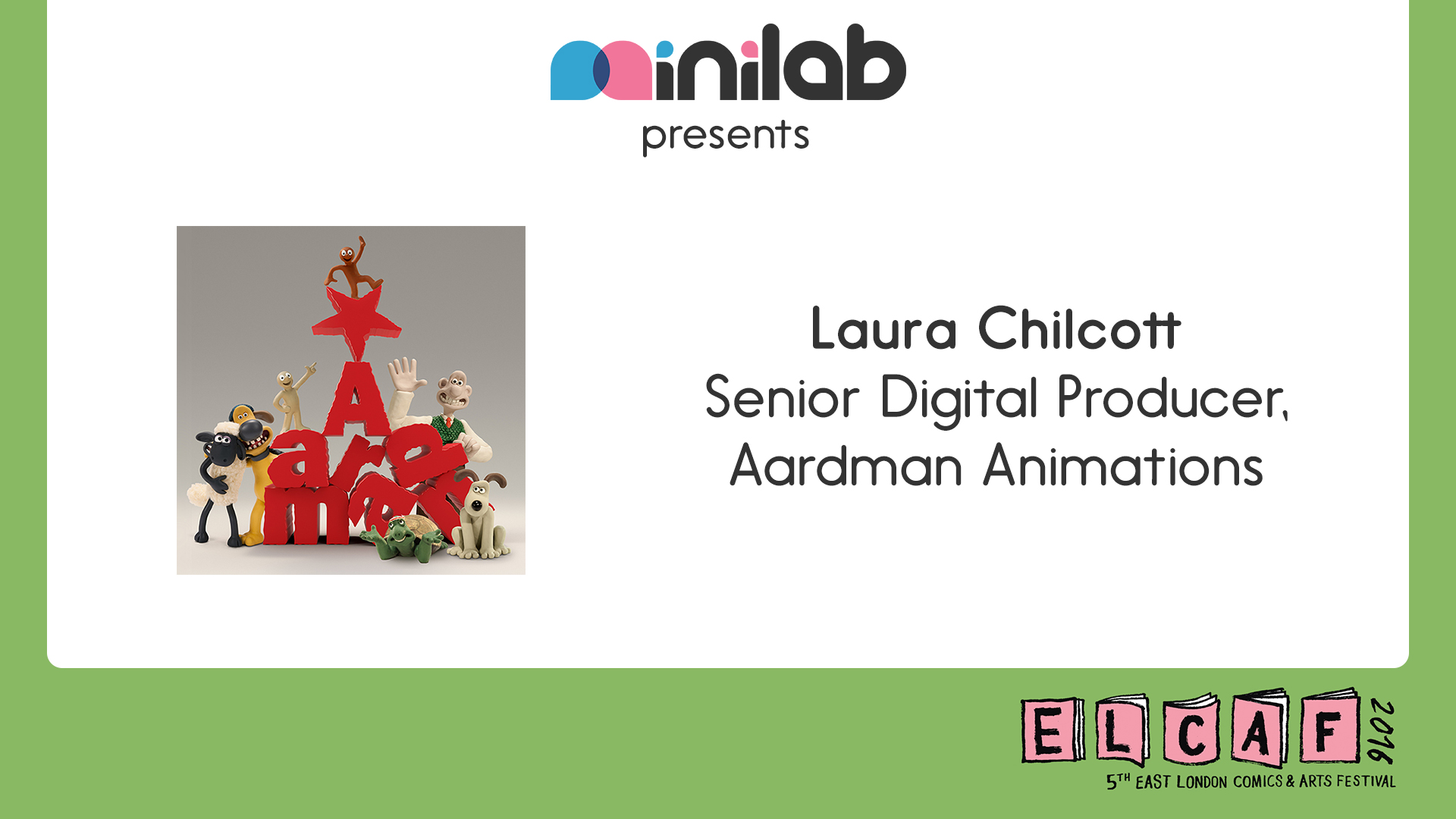 Minilab Presents Laura <strong>Chilcott