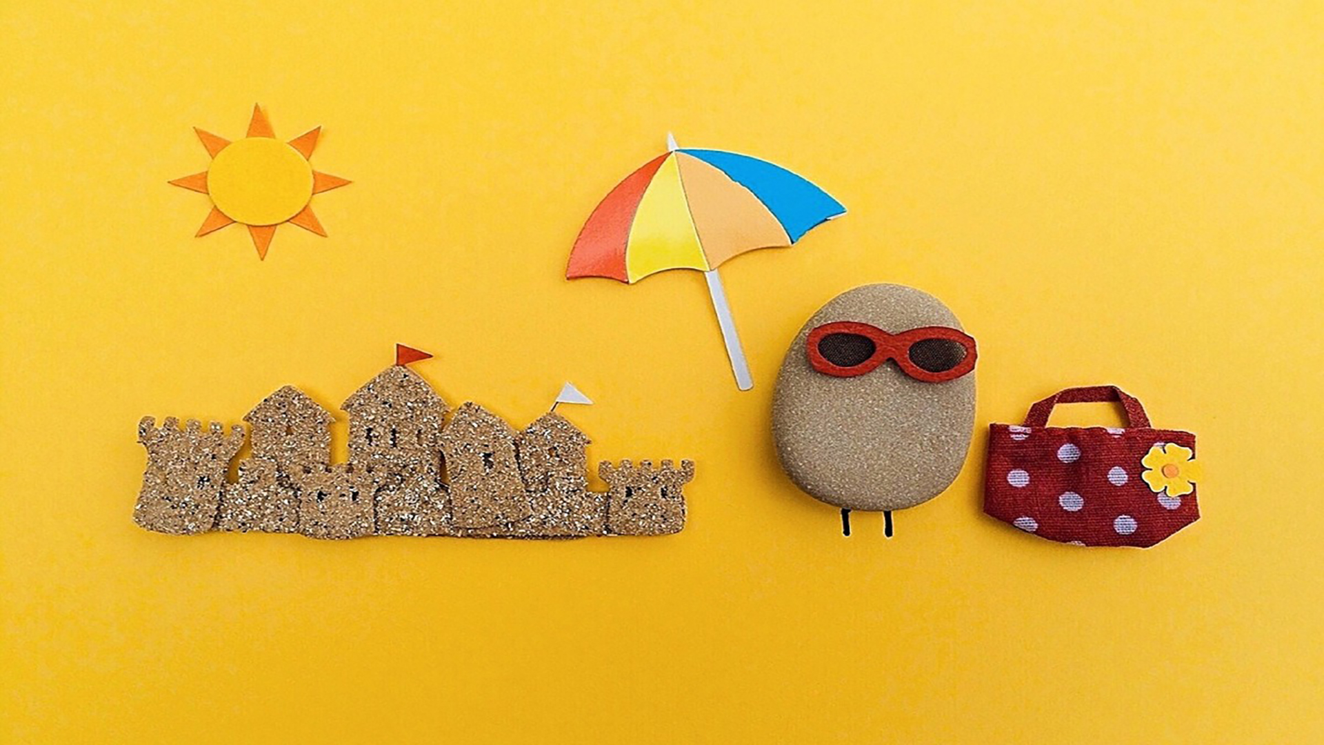 Summer Holiday Header