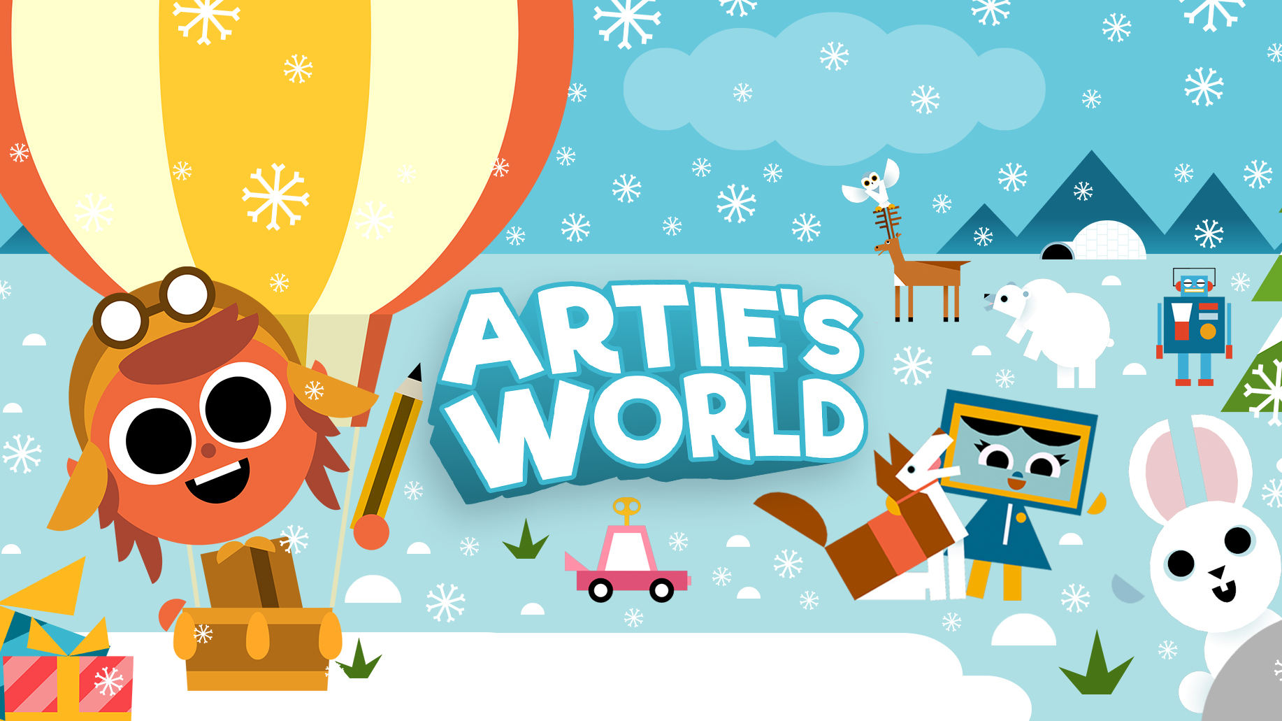 Artie's World