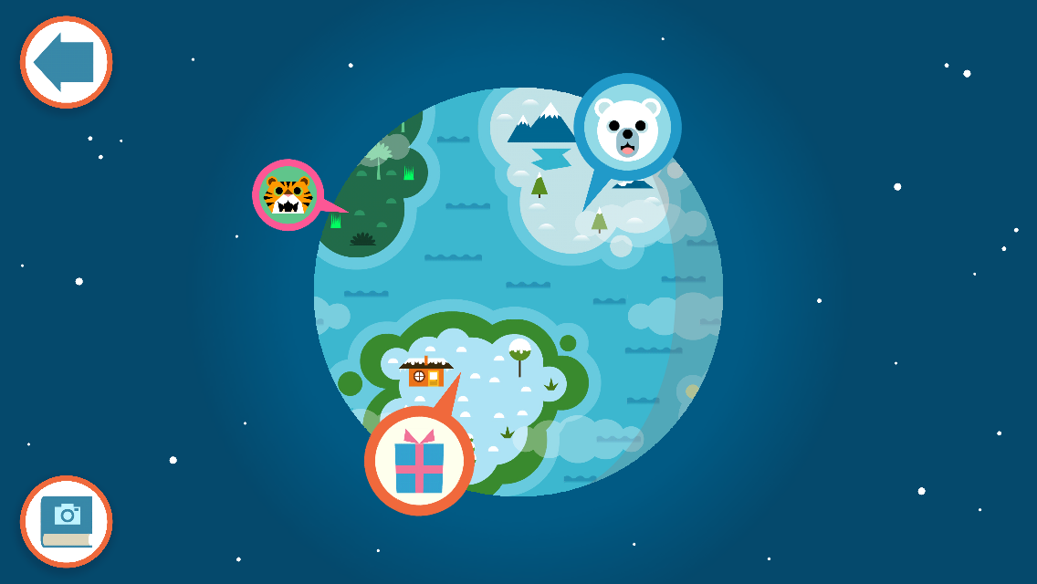Artie's World Globe for Earth Day