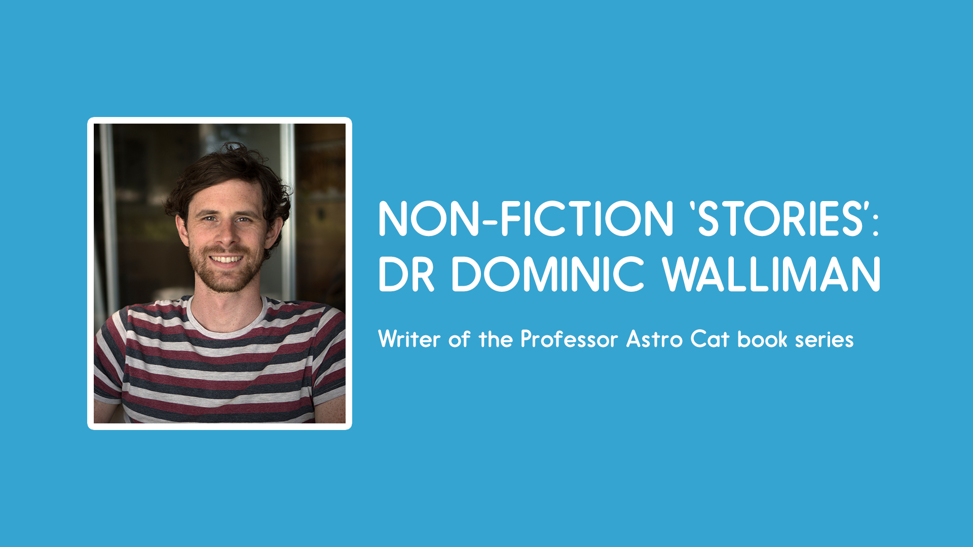 Dominic Walliman Interview